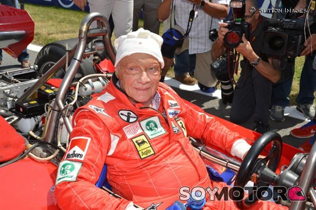 """Binotto: """"Lauda te caía bien, estuvieras de acuerdo con él o no"""" - SoyMotor.com"""