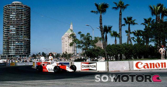 Sato y Wilson no ven a los F1 capaces de correr en Long Beach