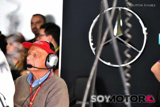 Niki Lauda en Brasil - SoyMotor