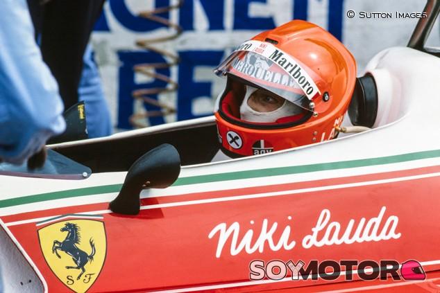 """Audetto: """"Lauda aún sangraba, pero le demostró a Ferrari que podía volver"""" - SoyMotor.com"""
