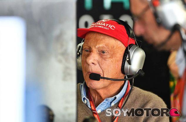 Niki Lauda en Brasil - SoyMotor.com