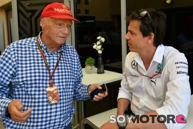 """Mercedes cierra filas en torno a Bottas: """"Tiene todo nuestro apoyo"""" - SoyMotor"""