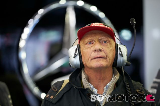 Niki Lauda podría dejar la RTL - LaF1
