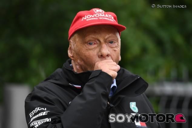 Niki Lauda –SoyMotor.com