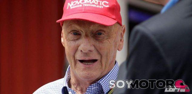 """Lauda: """"Los jóvenes ya no ven a los pilotos como sus héroes"""""""