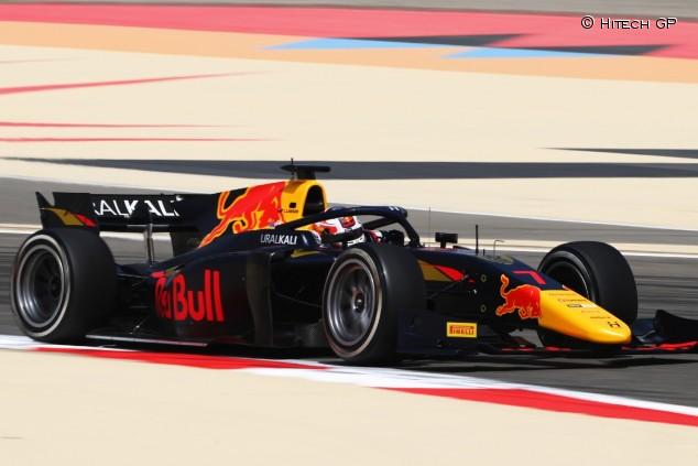 Lawson se lleva la victoria en la primera carrera al sprint en Baréin - SoyMotor.com
