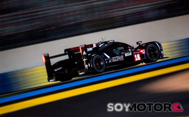 El Porsche nº18 partirá desde la Pole Position en La Sarthe - LaF1