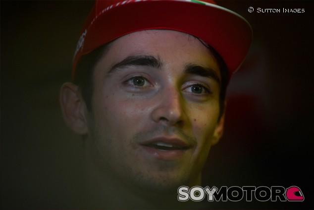 """Leclerc, tras Brasil: """"Vettel y yo vamos a intentar ser menos agresivos"""" - SoyMotor.com"""