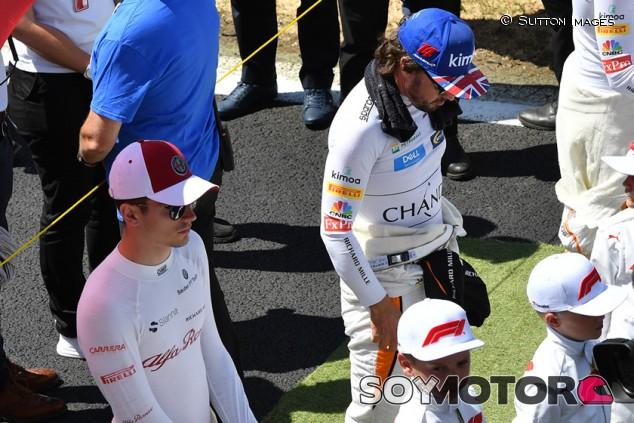 """La prensa italiana: """"La rabia de Leclerc en pista recuerda a Alonso"""" - SoyMotor.com"""