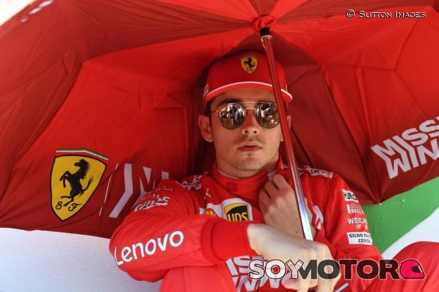 """Leclerc: """"Quiero ser campeón, pero el camino es largo"""" - SoyMotor.com"""