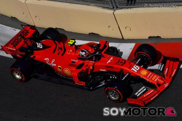 Ferrari estrenará alerón delantero y trasero en España - SoyMotor.com