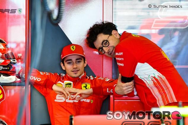 Ferrari en el GP de Baréin F1 2019: Previo - SoyMotor.com