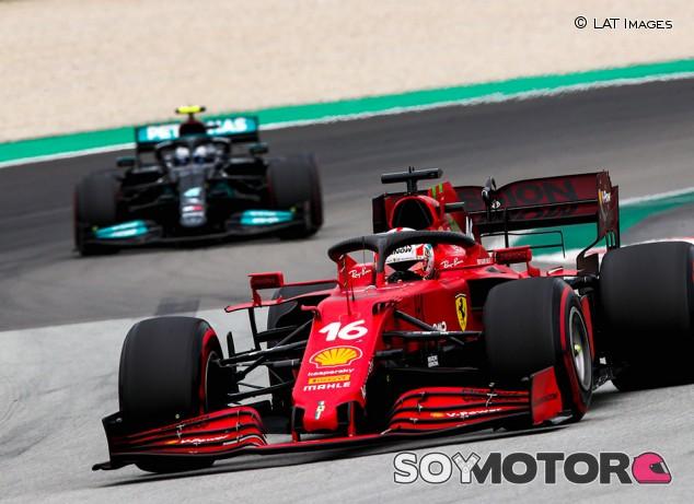 Ferrari llamará pronto a la puerta del Top 2, predice Brawn - SoyMotor.com