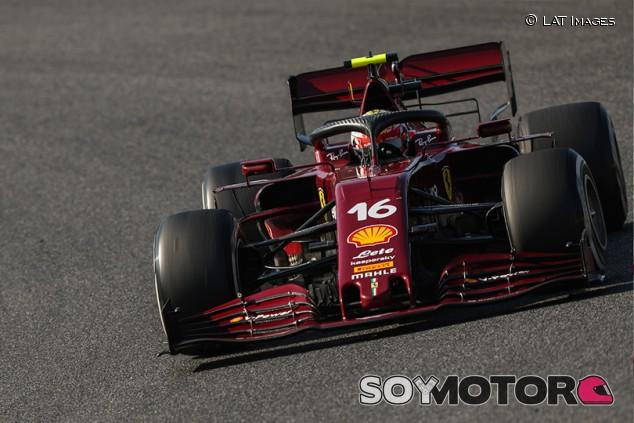 Ferrari en el GP de La Toscana F1 2020: Domingo - SoyMotor.com