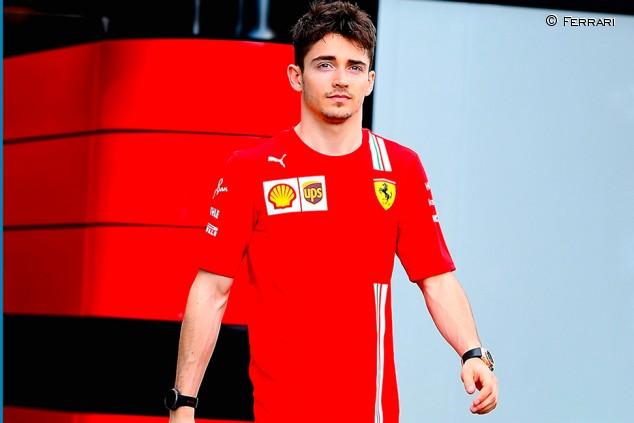 "Leclerc: ""Mi héroe siempre ha sido Schumacher"" - SoyMotor.com"