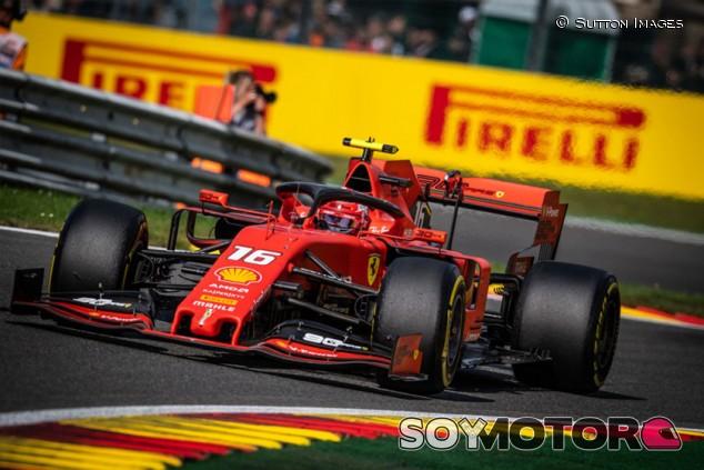 Ferrari en el GP de Italia F1 2019: Previo - SoyMotor.com
