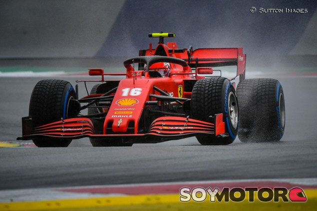 Ferrari en el GP de Estiria F1 2020: Sábado - SoyMotor.com