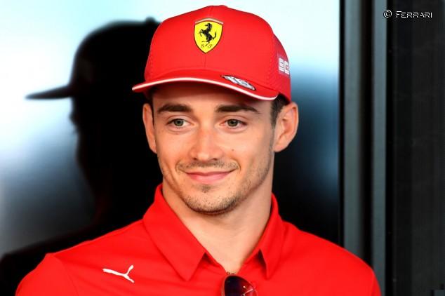 Charles Leclerc en el GP de Hungría F1 2019 - SoyMotor
