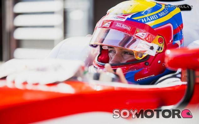 Leclerc con la vista puesta en el campeonato - SoyMotor