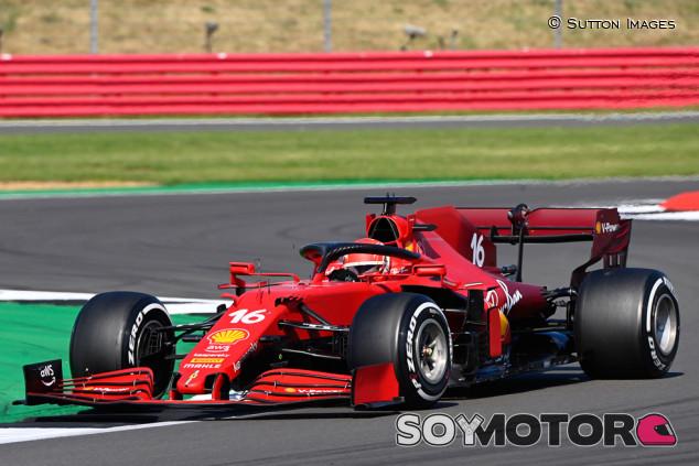 Ferrari aún no ha resuelto sus problemas con los neumáticos - SoyMotor.com