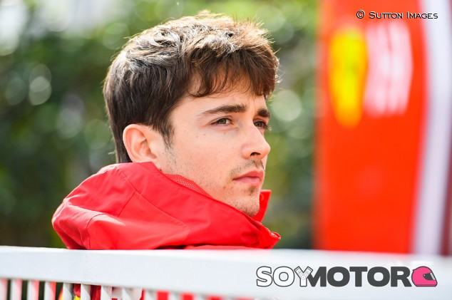 """Leclerc: """"No estoy obsesionado con lograr mi primera victoria en F1"""" - SoyMotor.com"""