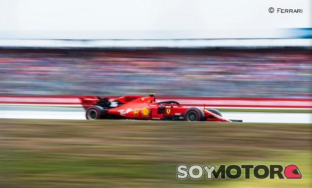 Ferrari, aún resignado por no volver a los neumáticos de 2018 - SoyMotor.com