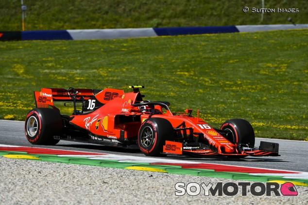El Ferrari de 2020 será muy parecido al de 2019 - SoyMotor.com