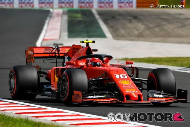 Ferrari en el GP de Hungría F1 2019: Sábado - SoyMotor.com
