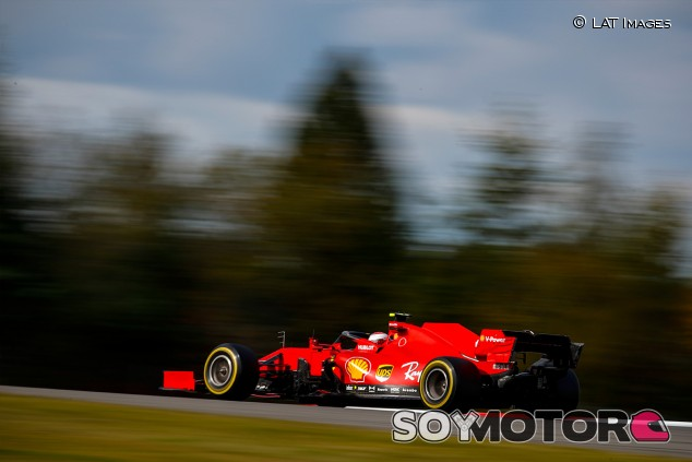 Ferrari en el GP de Eifel F1 2020: Domingo - SoyMotor.com