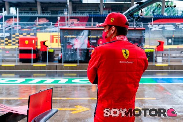 Briatore multaría a Leclerc por embestir a Vettel en Estiria - SoyMotor.com