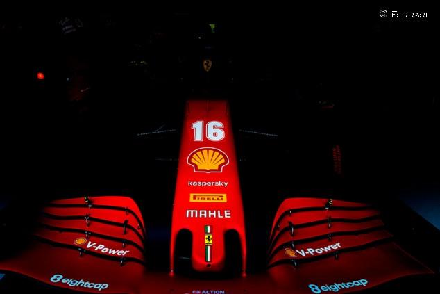 Ferrari en el GP de Gran Bretaña F1 2020: Previo - SoyMotor.com