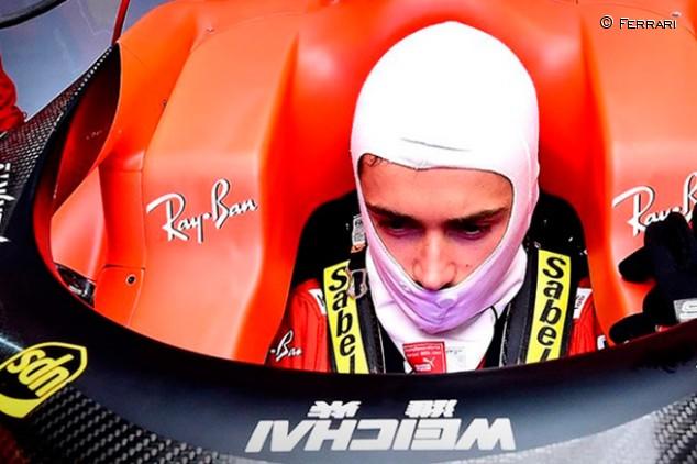 Ferrari aprovechó su filming day en Monza para probar piezas nuevas - SoyMotor.com