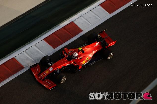 """Será un invierno de """"darle al coco"""" por los neumáticos, según Ferrari  - SoyMotor.com"""
