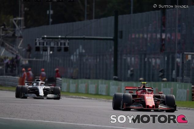 "Briatore: ¿Hamilton a Ferrari en 2021? Prefiero a Leclerc"" - SoyMotor.com"