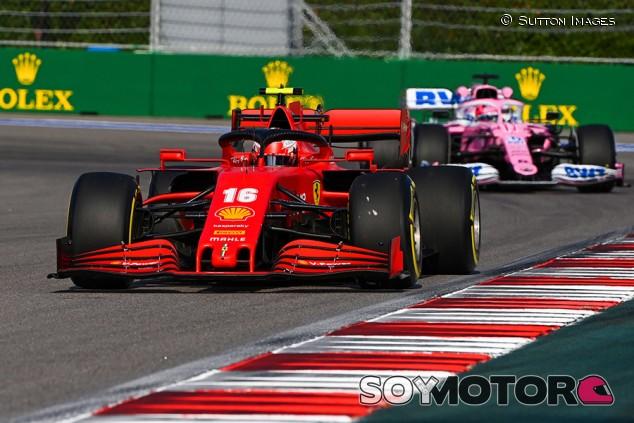 """Green, sorprendido: """"No sé de dónde saca Ferrari el ritmo los sábados"""" - SoyMotor.com"""
