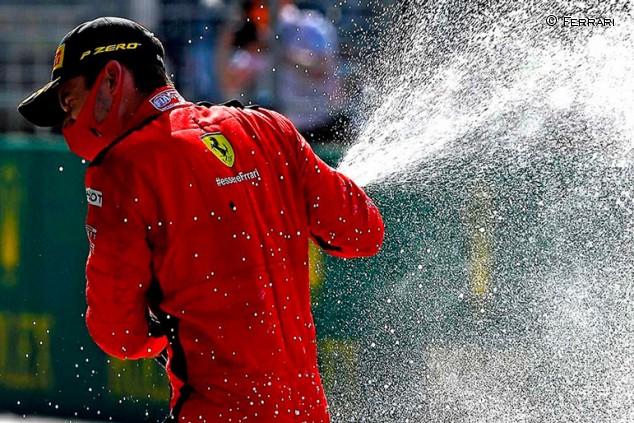"""Prensa italiana: """"Leclerc, el niño de los milagros; Vettel, errores dolorosos"""" - SoyMotor.com"""