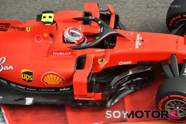 Ferrari en el GP de Rusia F1 2019: Sábado - SoyMotor.com