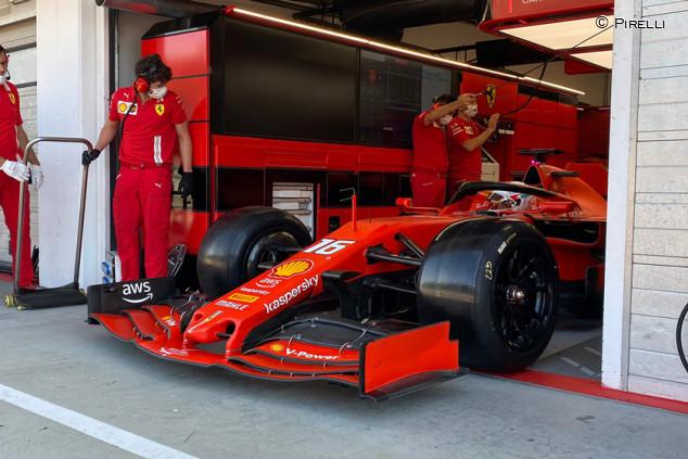 Ferrari, Mercedes y McLaren prueban los Pirelli del futuro en Hungría - SoyMotor.com