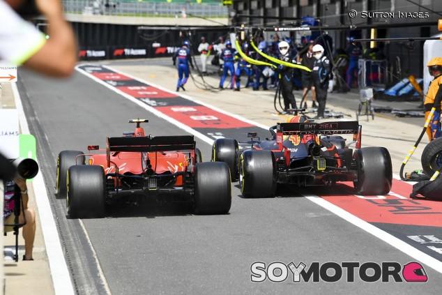 """Verstappen: """"Leclerc aún estaba un poco dolorido por Austria"""" - SoyMotor.com"""