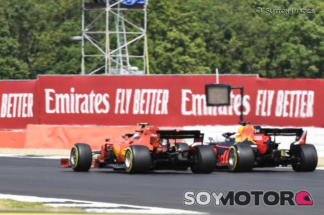 """Ferrari descarta a Verstappen para tener primer y segundo piloto, """"como Hamilton y Bottas"""" - SoyMotor.com"""