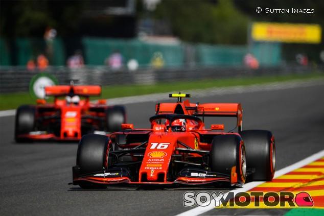 """Villeneuve descarta a Vettel para 2020: """"No puede hacer nada contra Leclerc"""" - SoyMotor.com"""