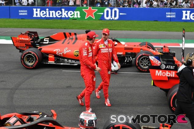 "Ralf Schumacher teme por Vettel tras Brasil: ""El futuro es Leclerc"" - SoyMotor.com"