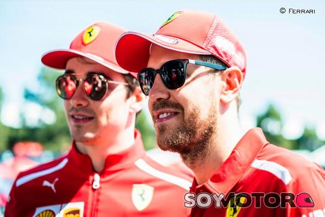 """Vettel: """"Las próximas carreras serán clave para volver a estar delante"""" - SoyMotor.com"""