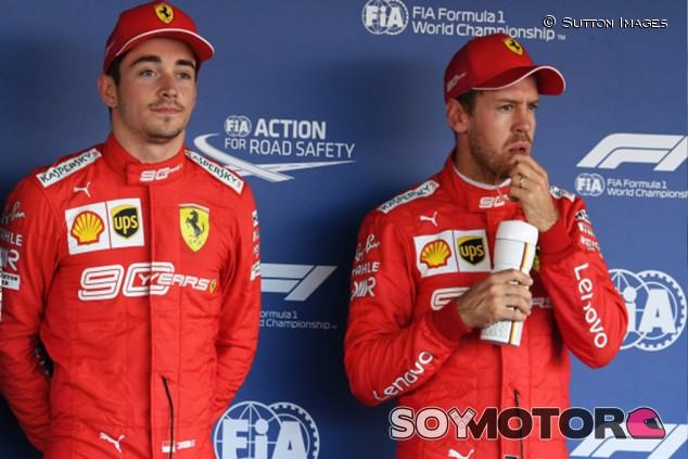 Button no entiende el acuerdo precarrera de Leclerc y Vettel - SoyMotor.com