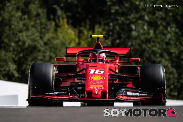 Ferrari en el GP de Bélgica F1 2019: Viernes - SoyMotor.com