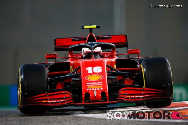 Ferrari en el GP de Abu Dabi F1 2020: Viernes - SoyMotor.com