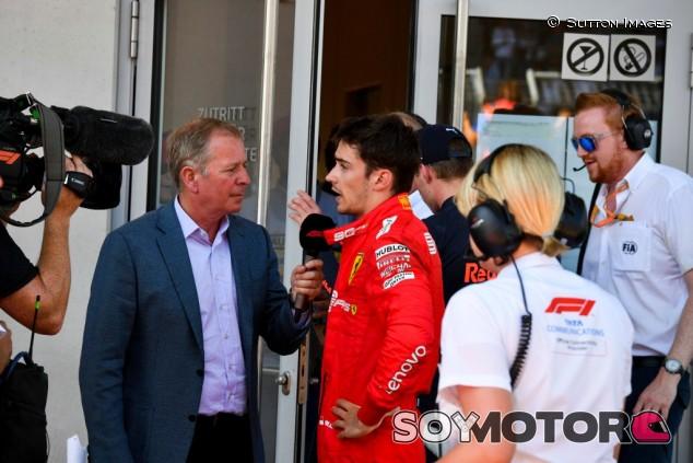 """Leclerc: """"Max me hubiera adelantado igual, éstas no son formas"""" – SoyMotor.com"""