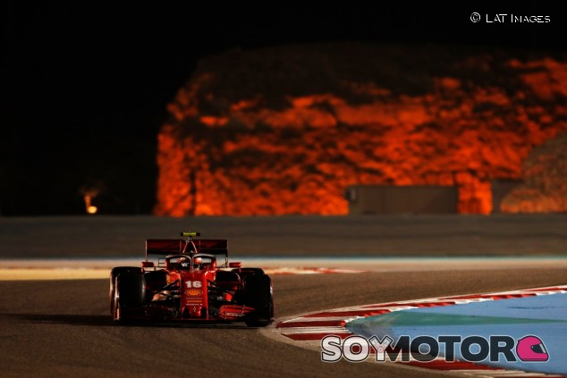 Ferrari en el GP de Baréin F1 2020: Viernes - SoyMotor.com