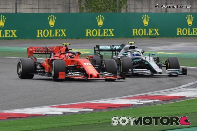 """Bottas: """"Si no sigo en Mercedes, me gustaría ir a Ferrari"""" – SoyMotor.com"""
