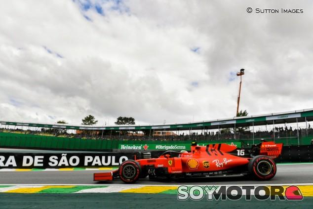 Ferrari en el GP de Brasil F1 2019: Sábado SoyMotor.com